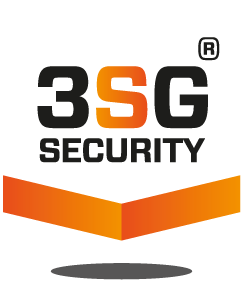 logo 3SG security groot
