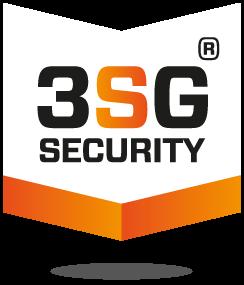 logo 3SG security groot